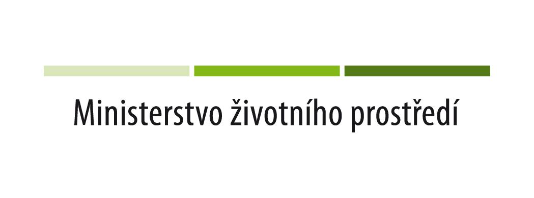 Ministerstvo životního prostředí - logo
